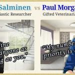 Walkthrough – Love Tangle – Timo Salminen vs Paul Morgan