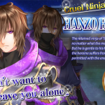 Walkthrough – Sengoku Love (Sengoku Koi Ittou) – Hanzo Hattori