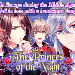 Ciagram releases The Princes of the Night