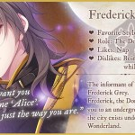 Walkthrough – Lost Alice – Frederick Grey