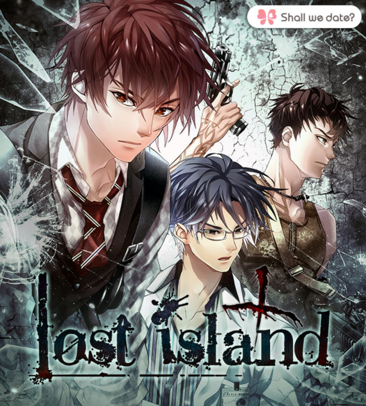 Lost Island Plus Title