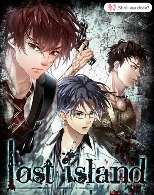 Lost Island Title