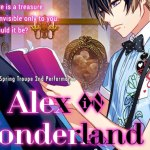 "A3!'s First Event ""Alex in Wonderland"" Has Been Released"