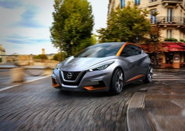 Nissan Sway Konsepti Ön