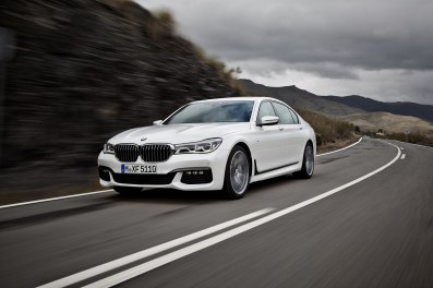 BMW 7-Serisi Ön