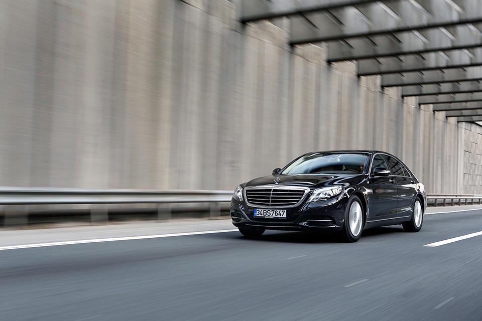 TEST: Mercedes S350 Bluetec Deneyimi | Otomobilkolik