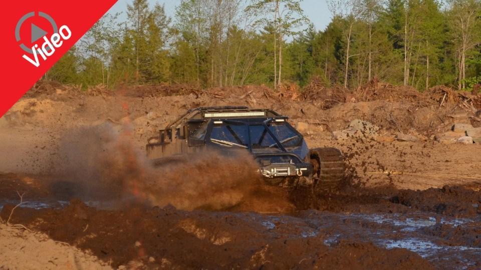Ripsaw EV2 Extreme Luxury Super Tank | Otomobilkolik