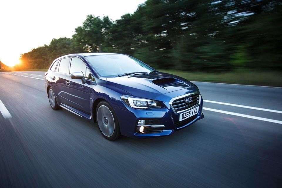 Yeni Subaru Levorg Satışa Sunuldu | Otomobilkolik