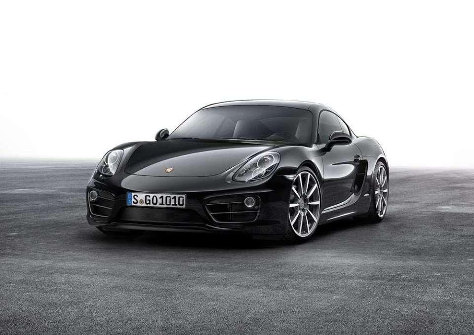 Porsche Özel Seri: Cayman Black Edition | Otomobilkolik