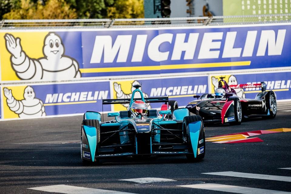Michelin Formula E'nin Tek Tedarikçisi Oldu   Otomobilkolik