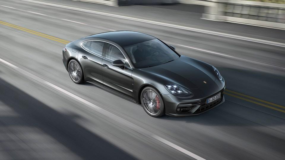 Yeni Porsche Panamera Artık Daha Sporcu | Otomobilkolik
