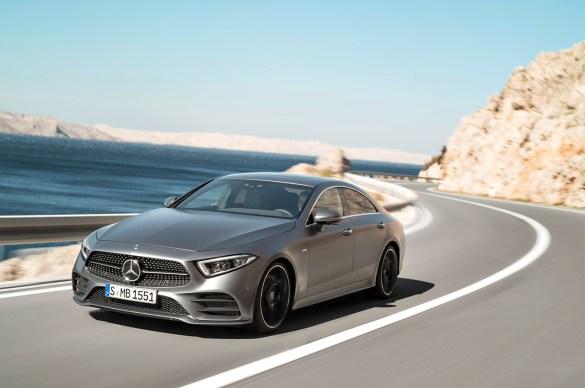 Yeni Mercedes-Benz CLS