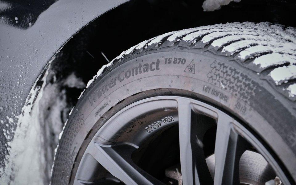Continental, yeni kış lastiği WinterContact TS 870