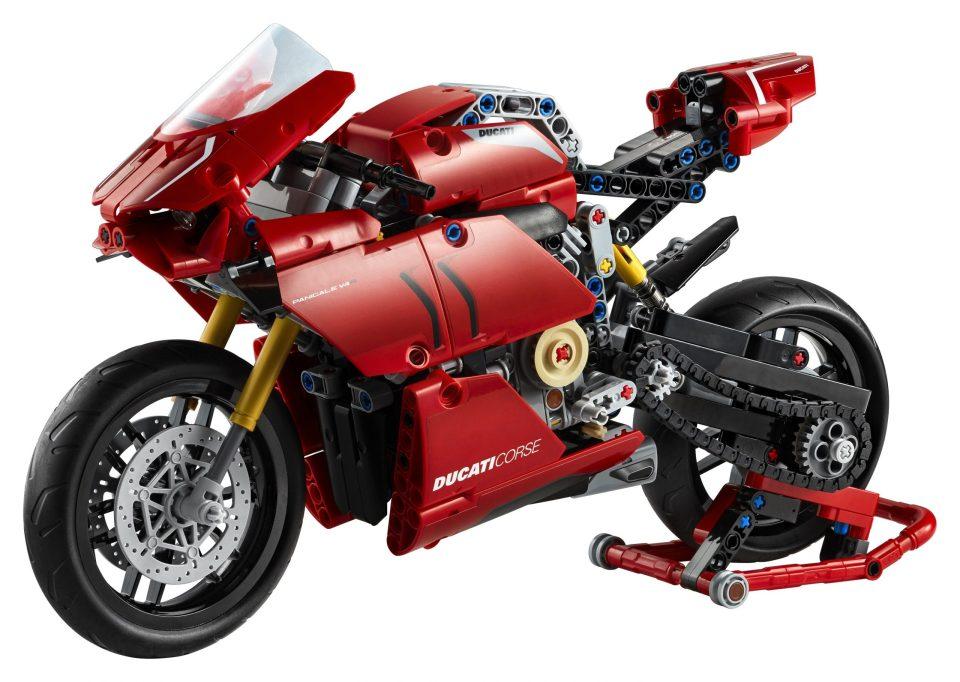 Lego Technic Ducati Panigale V4 R Modelini Tanıttı | Otomobilkolik
