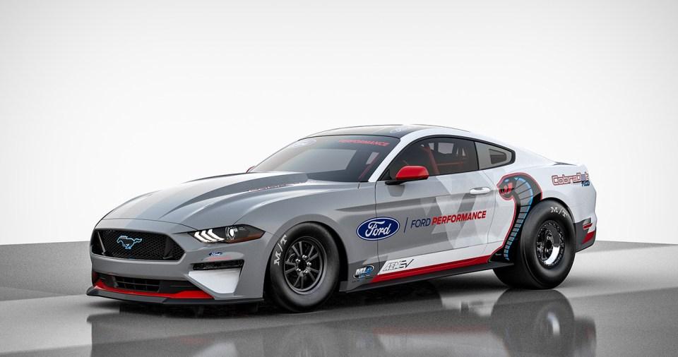 Ford, Elektrikli Mustang Cobra Jet 1400 Modelini Tanıttı | Otomobilkolik