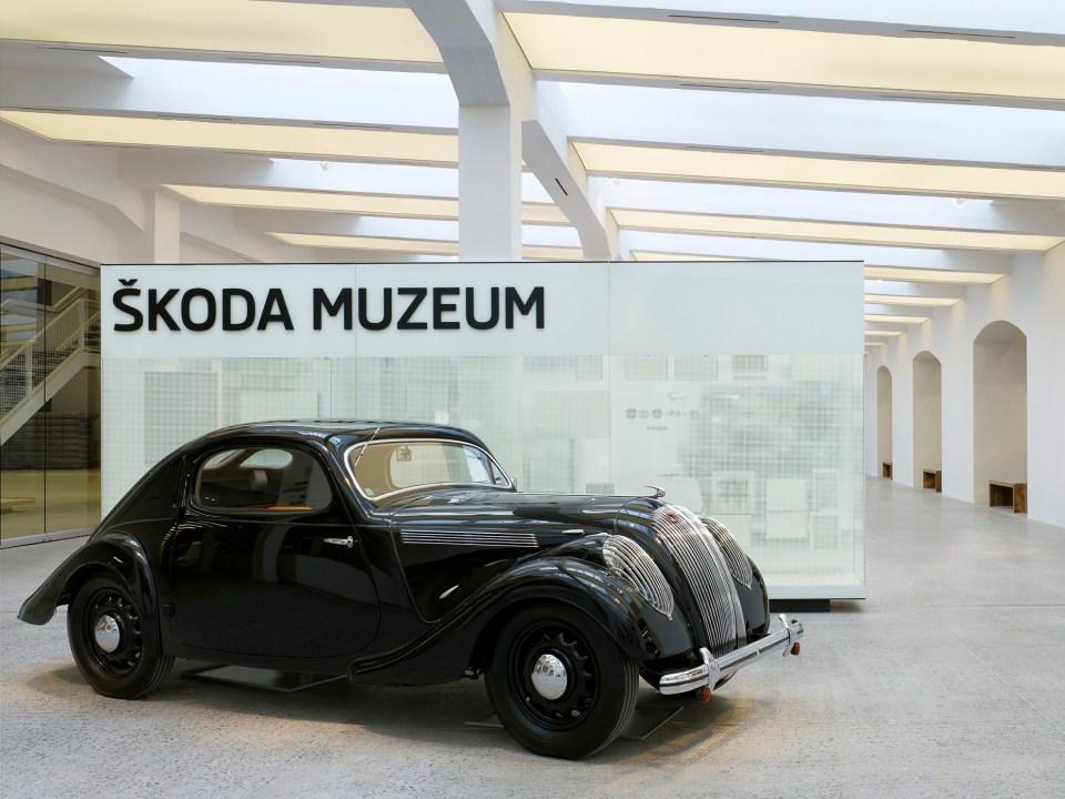 Skoda Müzesi Sanal Tur İle Geziliyor | Otomobilkolik