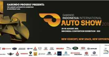 GAIKINDO Indonesia International AUTO SHOW (GIIAS 2015)