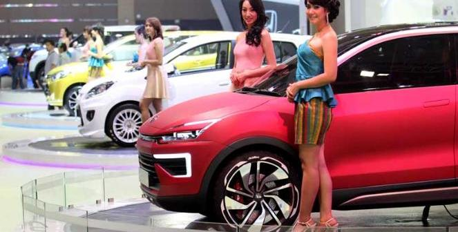 Indonesia International Motor Show (IIMS) 2015