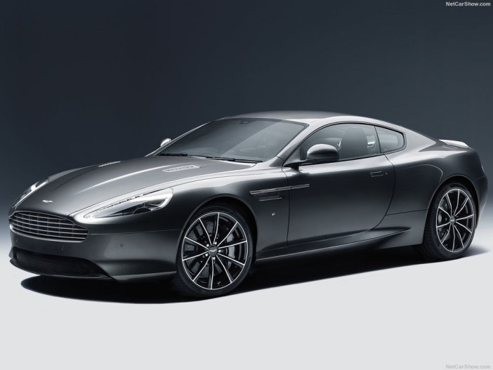 Aston Martin DB9 GT Bond Edition Hanya 1 di Indonesia