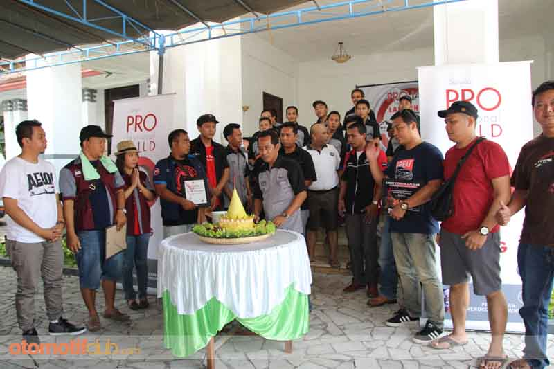 Launching Klaten Great Corolla Community | Otomotif Club
