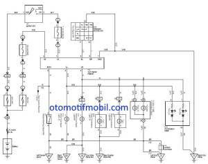 Wiring Diagram Lampu Kepala Kijang | Online Wiring Diagram