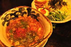 花紋_つけ麺