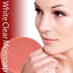 ホワイトクリアモイスソープ シミ・しわ・ほうれい線・毛穴対策用の石鹸