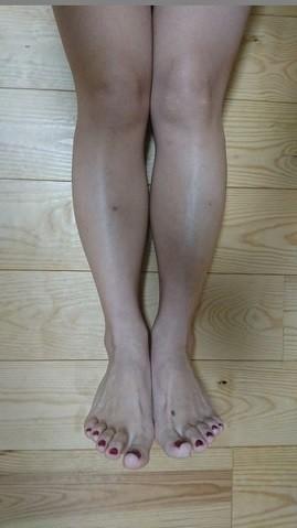 EXLEGスリマー 脚のむくみ