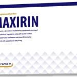 MAXIRIN 男性の自信増大サプリメント!
