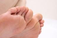 全く臭いのない無臭状態で清潔感のある足の裏