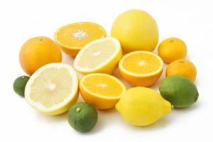 食事で抗酸化 王道のビタミンたっぷりのかんきつ類の画像