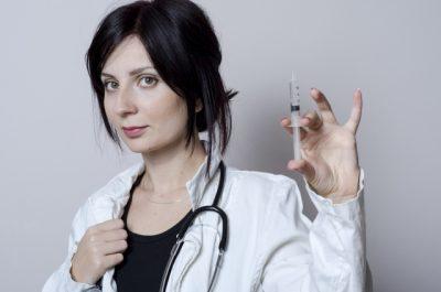確かな腕を持つお医者さんのイメージ