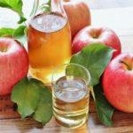 リンゴジュースのイメージ