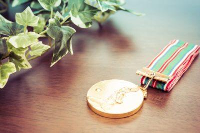 金賞のイメージ