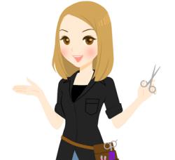 美容師免許を持つ美容マニアKODAMAの画像