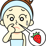 鼻のぶつぶつをなくす方法