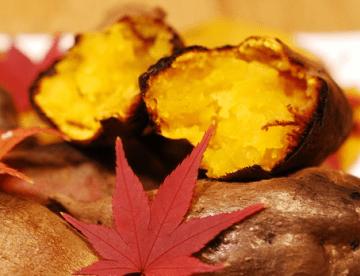 誰でも簡単に作れる焼き芋の画像