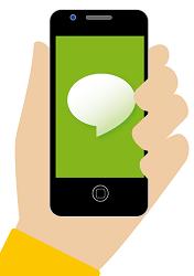 nuroモバイルからauにMNP 儲かるお得情報をLINEで配信している画像
