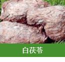 ハーブの成分白茯苓