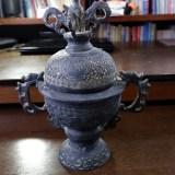 謎の中国青銅器(香炉)?!