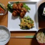 [レシピ]彩りキレイ☆オクラと卵の炒めものの作り方