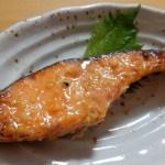 [レシピ]フライパンで簡単♪ 鮭の西京焼きの作り方