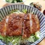[レシピ]甘から特製ソースカツ丼♪の作り方