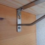 DIYで和室の石膏ボードに自作の棚板を取り付ける方法!