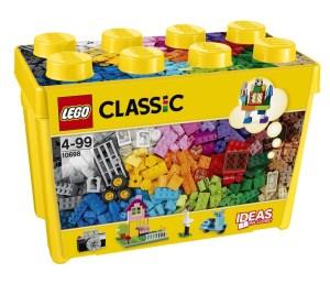 レゴ クラシック 黄色のアイデアボックス 参考価格:¥ 6,998