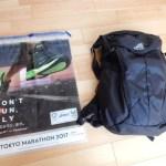 東京マラソン 手荷物袋のサイズと預けるときの注意点
