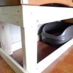 DIYで猫のトイレカバーを自作してみた!