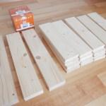 2×4材(ツーバイフォー材)のサイズを調べる早分かり表