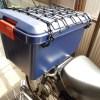 スーパーカブにリアボックス(アイリスオーヤマRVBOX)を取り付ける