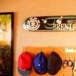 スケートボードを壁に飾るめちゃくちゃ簡単な方法を思いついた!